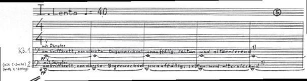 Ejemplo 1 - Apparitions, I, cc. 1-5.4