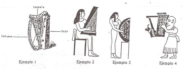 Arpa - ejemplos