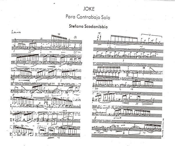 JOKE de Stefano Scodanibbio.