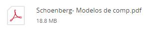 SCHOENBERG, A. - Modelos para Estudiantes de Composición-descargar